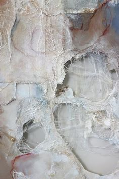 Deeann Rieves...Spills and Coverings...Mending the Gray