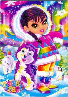 Lisa Deborah Frank (born 1955) is an American businesswoman, the founder of Lisa Frank Incorporated, headquartered in Tucson, Arizona. Description from imgarcade.com. I searched for this on bing.com/images