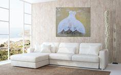 Acrylmalerei - # WISH # - ein Designerstück von maria-iacazzi bei DaWanda