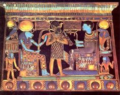 The importance of the Tutankhamun's treasures   The importance of the King Tutankhamun's treasures due to many reasons ; First; that th...