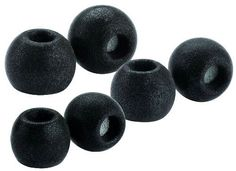 Earphone Tips Comply Foam Eartips Replacement Ear Tips 3 Pair Tsx 500 Mixed Size #Comply