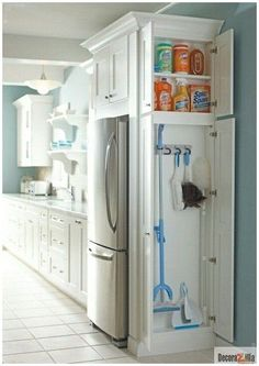 10 Ideas for Remodeling Your Kitchen on a Budget | Making Lemonade This blog is fun and precious and she has a lot of cute ideas. A lot.
