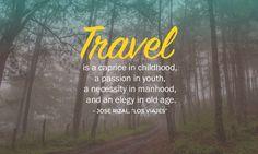 Travel Quote By Travlu Hotels #OneLife #Travel #Travlu