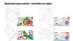 Kit Copic Sketch Vibrant Tones Trial C/ 7 Cores (6+1) – Edição Limitada