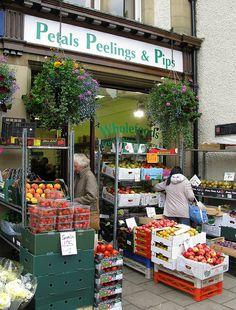 Petals, Peelings & Pips - Peebles, Scotland