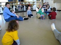 Icky Sticky Bubblegum - beat work for kindergarten!  Video is of Preschoolers