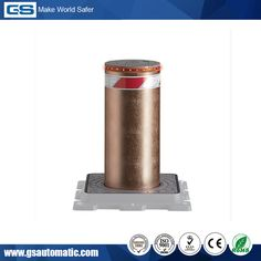 Lower price China automatic bollard systems