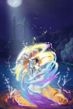 Odette. The swan princess by fantazyme.deviantart.com on @DeviantArt