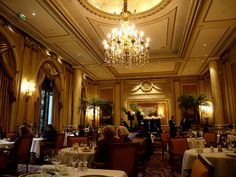 The Le Cinq - Four Seasons George V,