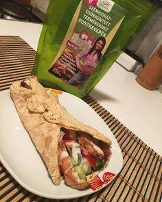 Éhezésmentes karcsúság Szafival - Gluténmentes paleo tortilla Nachos, Paleo, Mexican, Ethnic Recipes, Food, Essen, Beach Wrap, Meals, Tortilla Chips