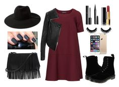 """Untitled #235"" by danny69 ❤ liked on Polyvore featuring beauty, Manon Baptiste, Dr. Martens, Linea Pelle, MANGO, Chanel, Marc Jacobs, White House Black Market and plus size dresses"