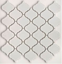 Quatrefoil Tile - kitchen backsplash love but don't think it would work in our current kitchen