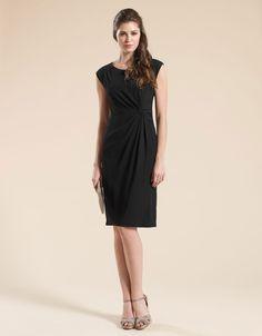Carolyn Crepe Dress