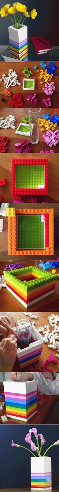 Lego Vase