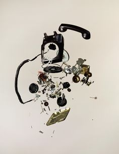 Todd McLellan, Apart Phone, via http://www.youshouldbuyart.com/collections/all?page=2