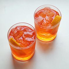 Serve These Cool Drinks on a Hot Day: Spritzers