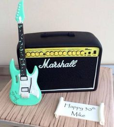 guitar amp cake | cake view cakes details converse pink basketball boot view cakes ...