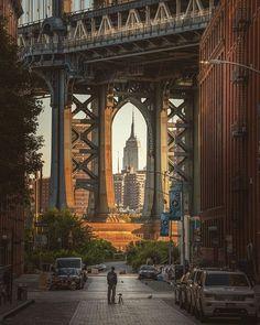 #newyork #newyorkcity #dumbobrooklyn #brooklyn #nyc #manhattan #brooklynbridge #photography
