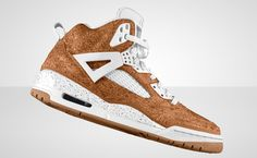 "Jordan Spizike ""Cork"" iD Options"