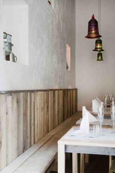 Image 4 of 12 from gallery of 28 Posti Restaurant / Francesco Faccin. Photograph by Filippo Romano