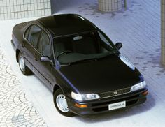 1991-1995 Toyota Corolla Sedan