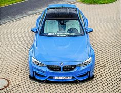 BMW M4 by Liberty Walk