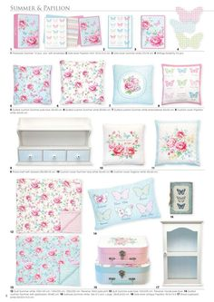 Greengate summer collection