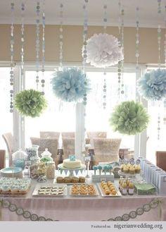 Image detail for -Nigerian Wedding Dessert Table Ideas 10 | Hawaii Dermatology