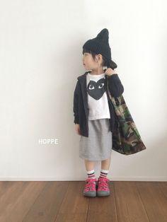 hoppe|無印良品のスカートを使ったコーディネート - WEAR