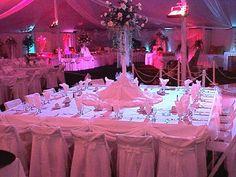 Wedding Reception Table Ideas →  https://wp.me/p8owWu-1VC -