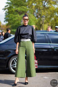 #AlertaTendencia: Cropped pants - Mirada Couture