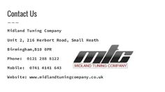 #MidlandTuningCompany #Birmingham #Midlands @ http://midlandtuningcompany.co.uk/services/egr-deletion-birmingham