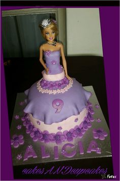CakesANDCupcakes are a home business taking orders for themed cakes and cupcakes for all occasions in Bloemfontein and surrounds, beautifully and special designed in our Bloemfontein cake studio. Barbie Cake, Themed Cakes, Cupcake Cakes, Aurora Sleeping Beauty, Disney Princess, Design, Theme Cakes, Cake Art, Cupcakes
