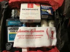 Start the New Year Right with Johnson & Johnson Healthy Essentials