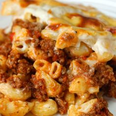 Chili Mac And Cheese Lasagna - Twisted