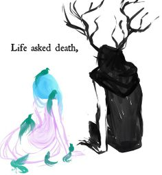 Life asked Death mikkithegazette:  skinnyforskinnys:  How gorgeous is...