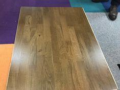 Parchet stratificat culoare nuc maro stejar 3S Standard BarlinekAcest produs face parte din colectia Standard promo de parchet stratificat maro, produsa de catre Barlinek. Lamela de parchet are o culoare maro, calda, cu nuante usor inchise, specifice lemnului de stejar. Suprafata superioara a lamelei este acoperita cu mai multe straturi de lac protector UV. Acest tip de lac o protejeaza... Furniture, Home Decor, Cots, Decoration Home, Room Decor, Home Furnishings, Home Interior Design, Home Decoration, Interior Design