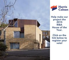 Another Harris Calnan build has been shortlisted for yet another award! Levring House starred on Grand Designs and has been shortlisted for the RIBA House of the Year Award. You can find out more here: http://ow.ly/UQY1C and you can vote for your favourite here: http://ow.ly/UQYiK