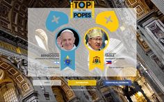 Homepage (now) [topofthepopes.com]
