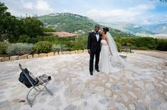 Destination Wedding at  Villa Aurita, French Riviera by Photographer Robin Groenevelt - Full Post: A spectacular private villa wedding on the French Riviera by @Robin Groenevelt - http://www.brideswithoutborders.com/inspiration/private-villa-wedding-on-the-french-riviera-by-robin-groenevelt-photography