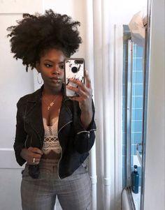Natural Hair Growth Remedies, Natural Hair Growth Tips, Healthy Hair Growth, Natural Hair Journey, Natural Hair Styles, Natural Hair Puff, 4c Hair, Hair Updo, Pelo Afro