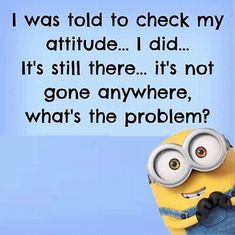friday humor For all Minions fans this is your lucky day, we have collected some latest fresh insanely hilarious Collection of Minions memes and Funny picturess Funny Minion Pictures, Funny Minion Memes, Minions Quotes, Minion Sayings, Minions Pics, Minion Stuff, Minion Humor, Evil Minions, Eeyore