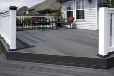 decking ideas - Google Search gray