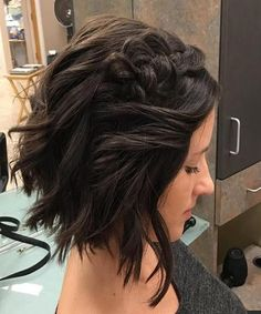 Braids For Short Hairstyles 2016 - 2017 Newest Ideas