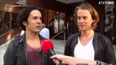Interview with Ylvis in LA  (with English subs)