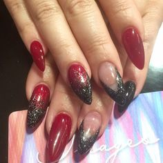 Who likes pointy nails like these?