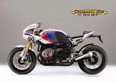 RocketGarage Cafe Racer: BMW Nine-T by Oberdan Bezzi