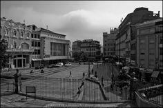 """Praça da Batalha / Plaza de """"Batalha"""" (Batalla) / """"Batalha"""" (Battle) square [2013 - Porto / Oporto - Portugal] #fotografia #fotografias #photography #foto #fotos #photo #photos #local #locais #locals #cidade #cidades #ciudad #ciudades #city #cities #europa #europe #baixa #baja #downtown @Visit Portugal @ePortugal @WeBook Porto @OPORTO COOL @Oporto Lobers"""