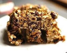 These peanut butter and chocolate energy bars are to die for! You will never buy another bar again. Made from natural ingredients that taste amazing and will save you money from buying those high priced bars in the store. Perfect on the go snacks for school or in the car. The oats, peanut butter, and seeds provide protein and long term energy so ideal pre/post workout or for sporting events. -From the Kitchen of Chris Freytag: Ingredients you will need: 1 1/2 cups Old Fashioned Oats 2 1/2…