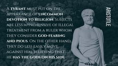 WIST - Aristotle | Politics [Πολιτικά], Book 5, ch. 11 / 1314b.39 His Hands, Quotations, Believe, Religion, Politics, God, Thoughts, Sayings, Memes